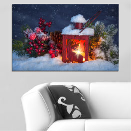 Decoration, Christmas, Holiday » Brown, Black, Gray, Dark grey