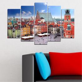 Πόλη, Κεφάλαιο, Αυστρία » Μπλε, Γκρί, Σκούρο γκρι