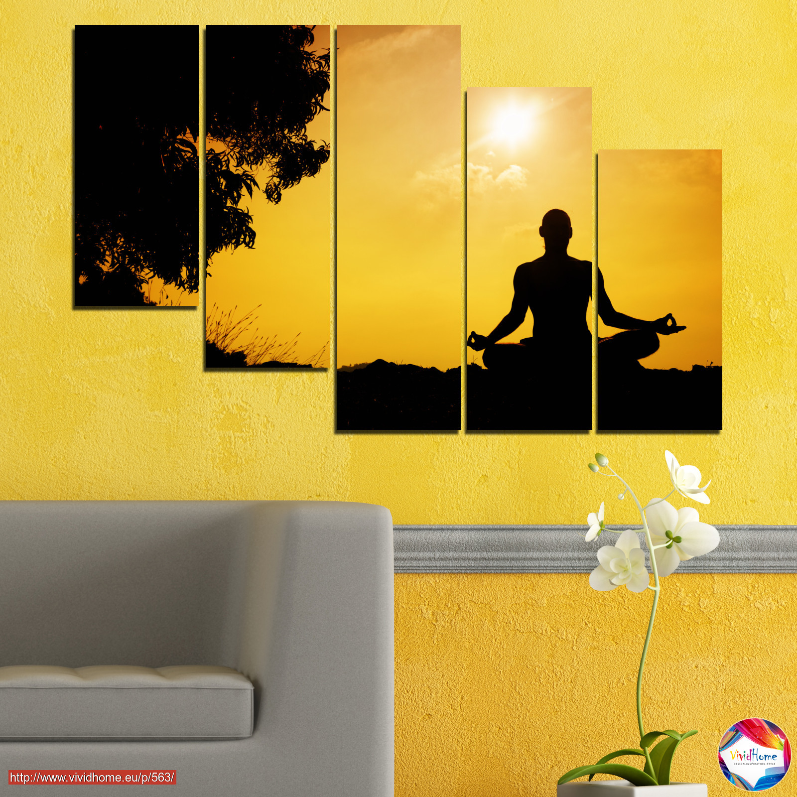 Sun, Spa, Shadow, Yoga №0563