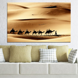 Desert, Sand, Camel » Orange, Brown, Black, Beige