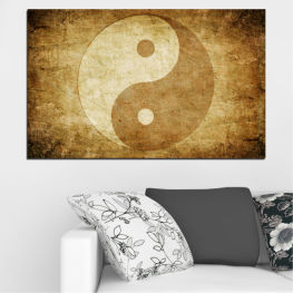 Feng shui, Symbol, Buddha » Orange, Brown, Beige